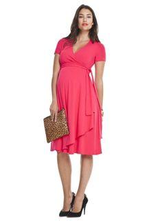 Baby shower dress -- The Pleat Shift Dress | Dresses | Baukjen.com