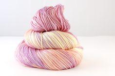 Franschhoek DK  50% Fine superwash Merino, 50% Silk Double Knit, 100g skeins… Double Knitting, Yarns, Throw Pillows, Silk, Color, Cushions, Colour, Decorative Pillows, Art Yarn