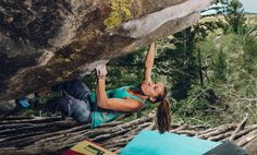 www.boulderingonline.pl Rock climbing and bouldering pictures and news Alex Johnson - The P