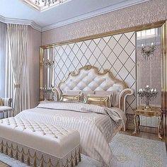 Customer Project Luxury Bedroom Design, Bedroom Bed Design, Home Room Design, Small Room Bedroom, Bedroom Sets, Home Decor Bedroom, Interior Design, Bedroom Layouts, Bedroom Styles