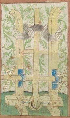 Kriegstechnik (Bilderhandschrift) Oberrhein · um 1420-1440 Ms. Rh. hist. 33b  Folio 68r