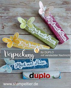 verpackung duplo stampin up papierschneider anleitung video maße farbenspiel schmetterling