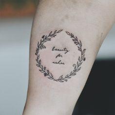 Tattoos by Olivia Harrison