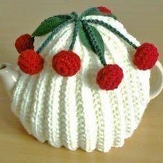 Free Crochet Pattern - Simple Teapot Cozy