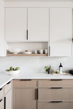 New and Old Looking Modern Kitchen Renovation Styles. Small kitchen design with black wood cabinet. – White N Black Kitchen Cabinets Kitchen Room Design, Home Decor Kitchen, Interior Design Kitchen, New Kitchen, Home Kitchens, Minimal Kitchen Design, Modern Kitchen Cabinets, Kitchen Wood, Kitchen Counters