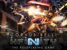 Infinity The RPG - Kickstarter