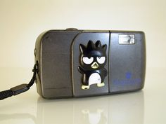 Vintage 1998 Novelty Badtz Maru Toy 35mm Film Camera Sanrio #BadtzMaru   - SOLD - Other items FOR SALE HERE -->  http://www.ebay.com/sch/pealfaro/m.html?_nkw=&_armrs=1&_ipg=&_from=