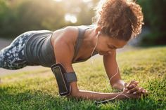 The 30-Day Plank Challenge
