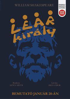 #poster #posterdesign #kinglear #shakespeare King Lear, William Shakespeare, Movies, Movie Posters, Art, Art Background, Films, Film Poster, Kunst