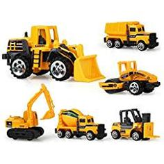 Cheap car for children, Buy Quality toy car directly from China model toy car Suppliers: 6 Styles mini Diecast Alloy Construction Vehicle Engineering Car Dump-car Dump Truck Model toys cars for children boy gift Gifts For Boys, Toys For Boys, Kids Toys, Boy Toys, Dump Trucks, Toy Trucks, Car Dump, Engineering Toys, Gear Best