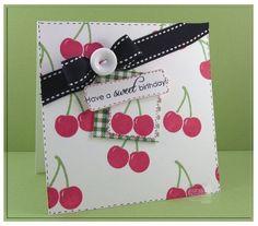 Card designed by Carolina Buchting using Gina K. Desigs Days of Summer StampTV Kit