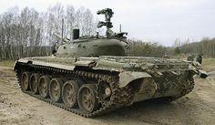 アリサ(Алиса)。1971年にソビエト連邦で開発されたT-72戦車をベースとして研究されるロボットタンク。約2000メートル離れた場所から遠隔操作に対応する設計とのこと。ただ予算不足から研究は進捗していない。