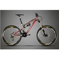 Nukeproof Mega AM Comp - RockShox Monarch + 2013 | Buy Online | ChainReactionCycles.com £2,599
