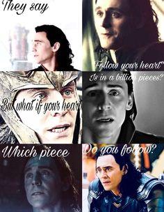 Fandom posts by @Southern Snowflake #Loki #myson #broken