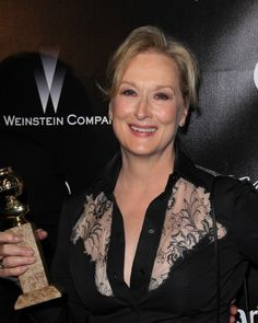 Who is the Next Meryl Streep?