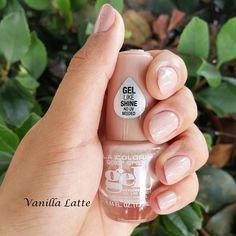 LA COLORS - gel -  Vanilla Latte