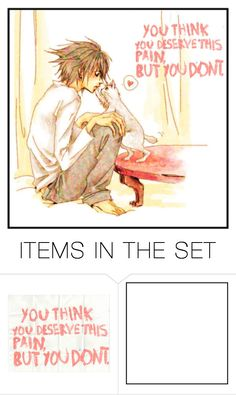"""But you don't."" by thevoicesilencedxxx ❤ liked on Polyvore featuring Kunst und kitchen"
