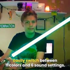 Widely regarded as one of the saber community's most notorious, bold, sinister, and imposing pieces. It's big, it's bad and it's back! The Galaxy Light Saber. Galaxy Lights, Xxxtentacion Quotes, Crush Quotes, Cool Gadgets To Buy, Star Wars Facts, Light Saber, Pokemon, Anakin Skywalker, Cool Inventions