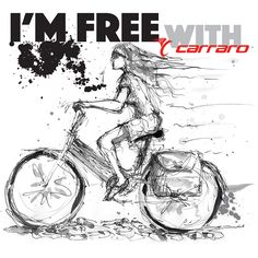T-shirt Illustrations for Bianchi and Carraro Bicycles on Behance