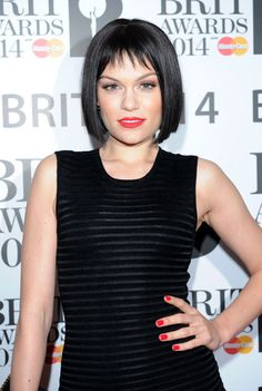 Jessie J 2014 Brit nominations