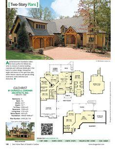 Designer Dream Homes%20%20Best Home Plans of Donald A. Gardner ...