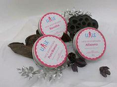 Latinhas de Cera Aromatizada! Maravilhosa... Vai cá um cheirinho... #cera #wax #aromatizada #aromatic #diadamãe #motherday #oferta #gift #littleartescriativas