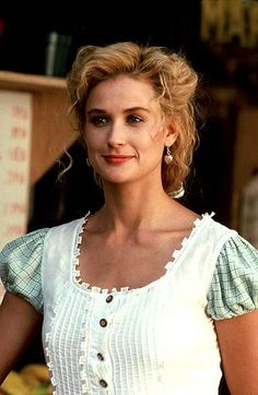 The butchers wife, Demi Moore Demi Moore, Wife Movies, Sleepless In Seattle, Great Films, Movie Costumes, Pretty People, Beautiful People, Celebs, Celebrities