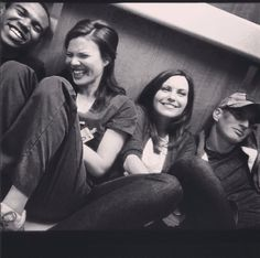 When coworkers become family. #NightShift