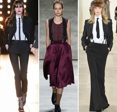 Fall Winter 2015-2016 Fashion Trends: Bringing back Suspenders and Braces