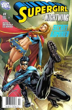 Cover for Supergirl (DC, December 2006) #11 [Newsstand]
