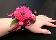 black-hot-pink-gerber-daisy-prom-wrist-corsage-2.JPG