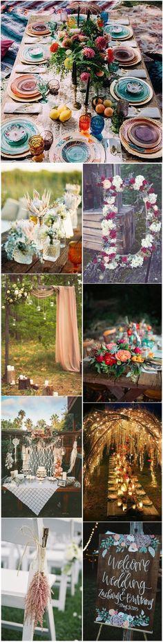 343 best boho theme wedding images on pinterest boho wedding