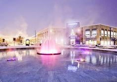 Easton Town Center. Photo by @EastonTownCtr
