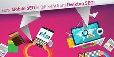 Mennyire különbözik a mobil SEO az #asztali SEO-tól