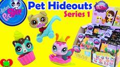 Littlest Pet Shop Pet Hideouts Series 1 Blind Bags