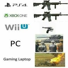 I actually use a gaming laptop and it's not as bad as everyone says it is