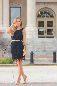 Fancy Fringe | Upbeat Soles | Orlando Florida Fashion Blog