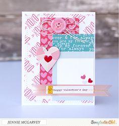 Happy Valentine's Day card - Scrapbook.com