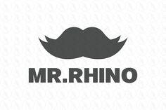 Rhino Logo, Safari, Club, People, Design, People Illustration, Folk
