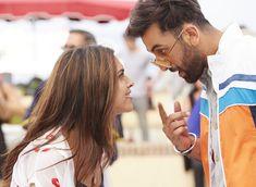 Ranbir & Deepika #Tamasha