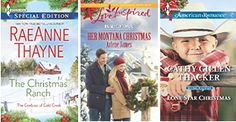 Stuck In Books: Small Town Christmas ~ Harlequin Giveaway & Review