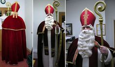 St. Nicholas Complete Costume Pattern