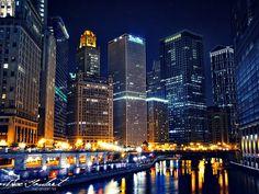 Chicago nights Urban Photos