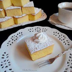 Klasyczny Sernik Wiedeński Siostry Anastazji - Przepis - Słodka Strona Cheesecakes, Vanilla Cake, Sweet Tooth, French Toast, Food And Drink, Cooking Recipes, Pudding, Baking, Breakfast