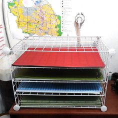 Use for organizer up to A3