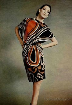 Jeanne Lanvin, 1966.