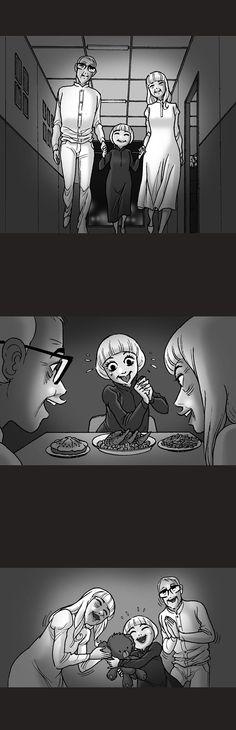 Silent Horror :: Return | Tapas - image 3