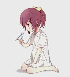 My little friend - anime art Manga Anime, Anime Chibi, Manga Girl, Anime Girls, Anime Art, Pretty Anime Girl, Beautiful Anime Girl, I Love Anime, Awesome Anime