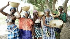 Inspiring daughters of the Gambia