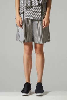 Taylor S, Geometric Shapes, Curves, Shorts, Space, Collection, Fashion, Floor Space, Moda